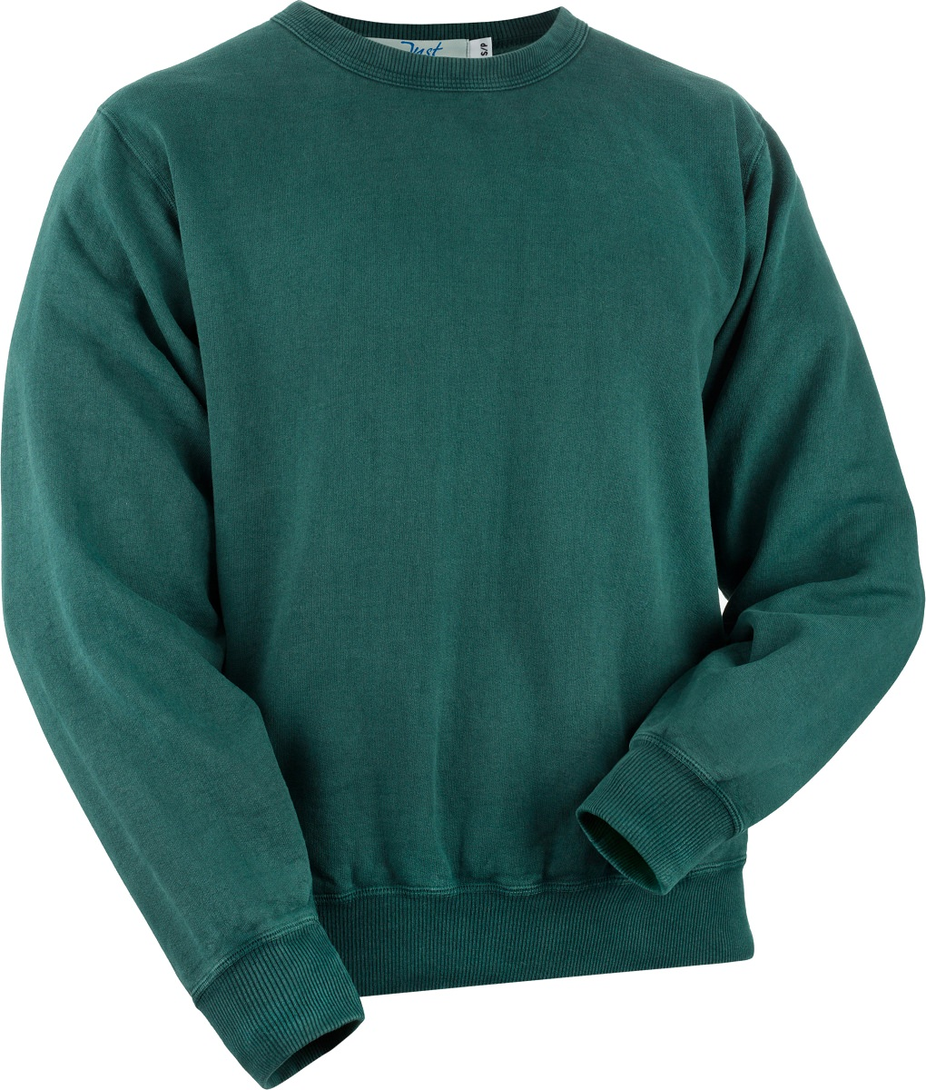 % cotton heavy weight sweatshirts. Hooded pullovers, Zip-ups, 3-Button polos, and crewnecks. Made in Canada. Cotton Sweat Shirts from Just Sweatshirts of Canada.
