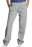 Heavyweight Sweatpants 100% Cotton Gray Mix