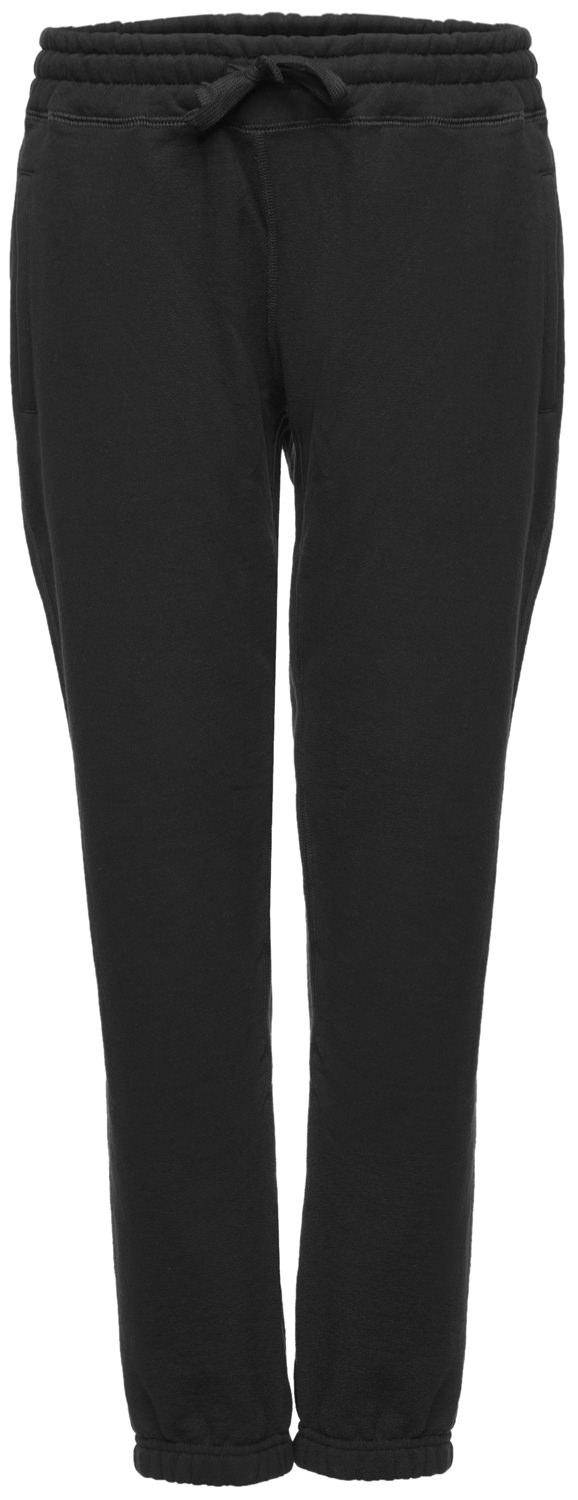 Super Heavyweight Sweatpants 100% Cotton Black