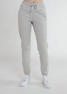 Privé Sweatpants looped back 95% Cotton Grey Mix