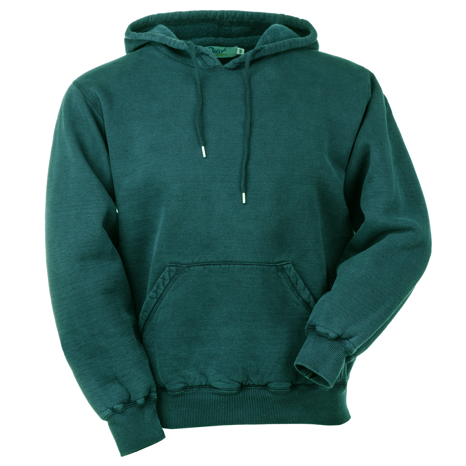 Hooded Pullover Forest Sand 100% Cotton
