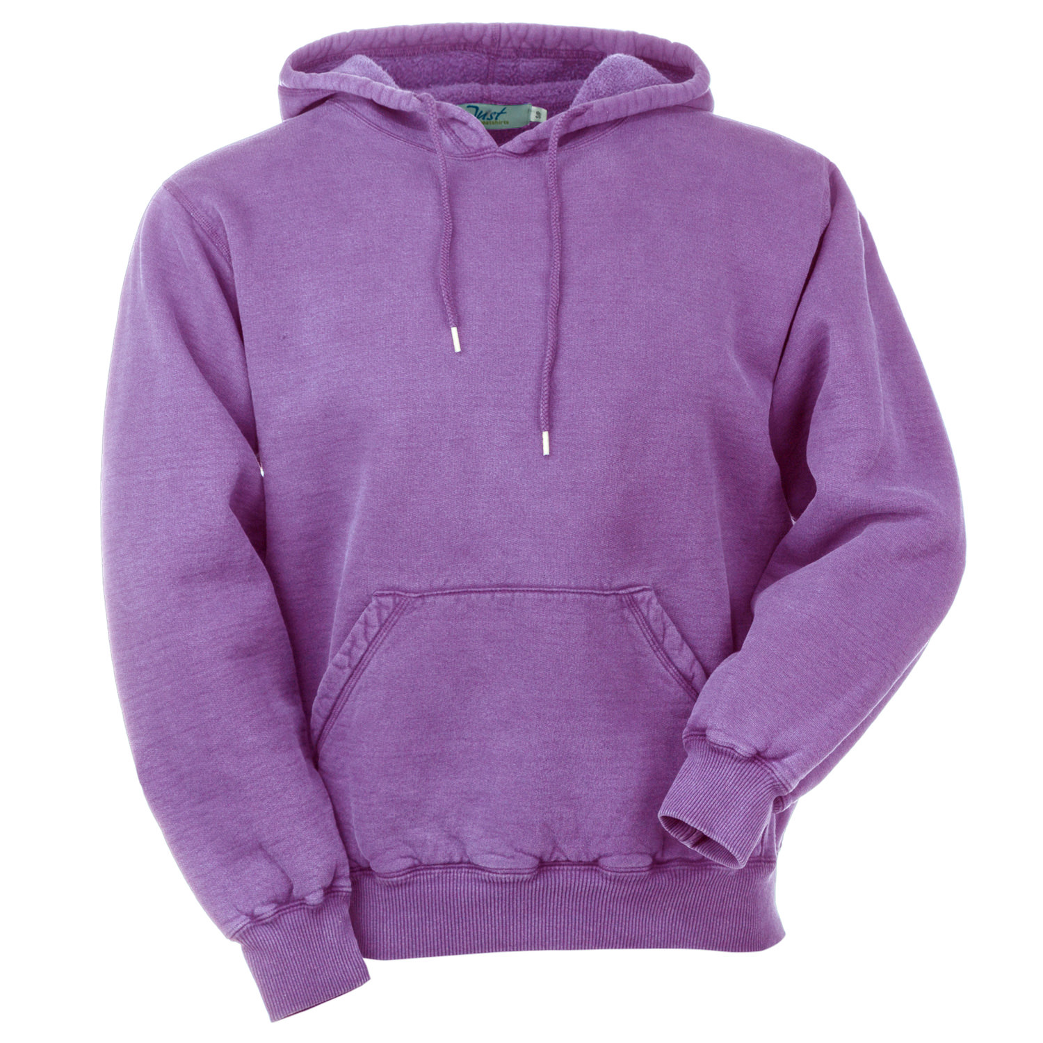 Hooded Pullover Plum Sand 100% Cotton