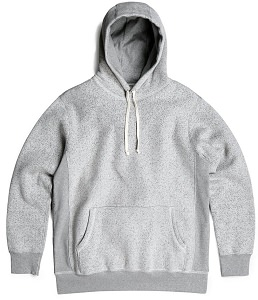 PRIVE Hoodie Light Speckle 85% Cotton