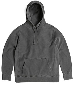 PRIVÉ Hoodie Charcoal 100% Cotton