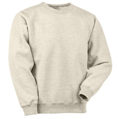 Crewneck Egg Shell 100% Cotton